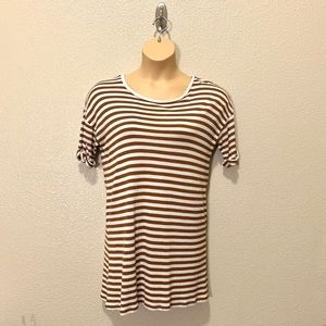 3/$15 Forever 21 Striped Tunic T Shirt Dress